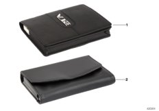 Logbook slipcase BMW