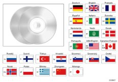 BMW CD/DVD miscellaneous