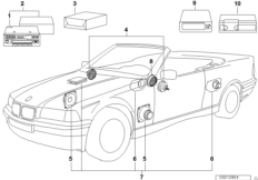 Audio-system with cd-changer