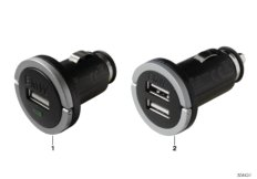 BMW USB charger