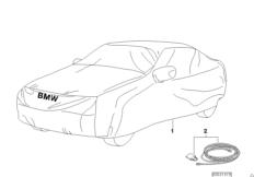 Noah Car Cover