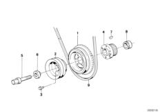 The torsional vibration damper