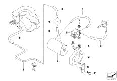 Vacuum control - vacuum tube