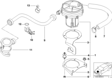 EXHAUST gas treatment system air blower