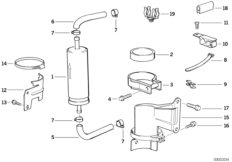 Fuel injection system / filter