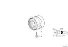 A5s310z brake clutch d/g