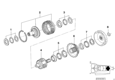 A5s310zplanetwheelsets