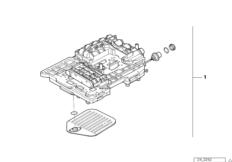 A5s310z control valve assy
