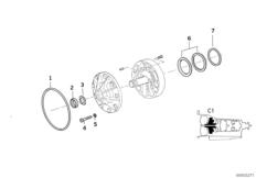 A5s310z lubric.system/brake clutch c1