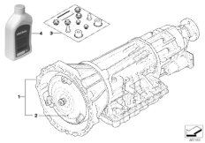 Automatic transmission A5S300J