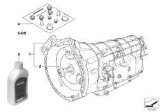 Automatic transmission A5S310Z