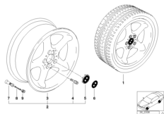 Round-spoke styling (styl.18)