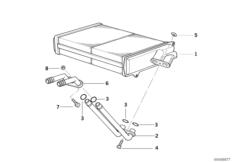 Heater radiator Siemens