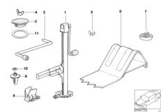 Car tool/Lifting jack