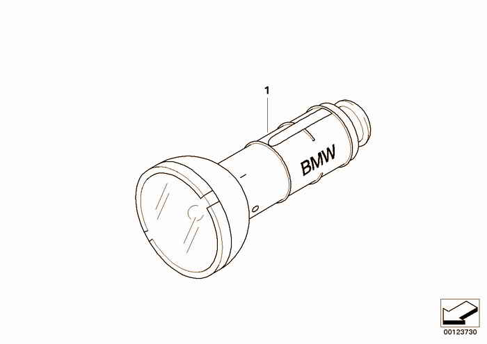 Various lamps BMW M3 S50 E36 Convertible, Europe
