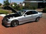 Coupe as the Most Beautiful E36 Body Type
