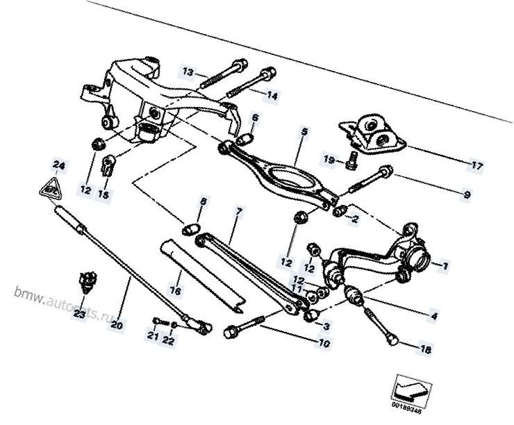 Specific Features Of Bmw Suspensions Bmw E36 Com