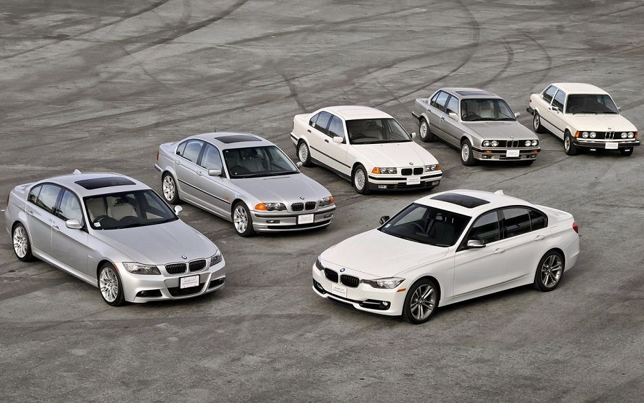 Nice Summary Characteristics Of The BMW 3 Series