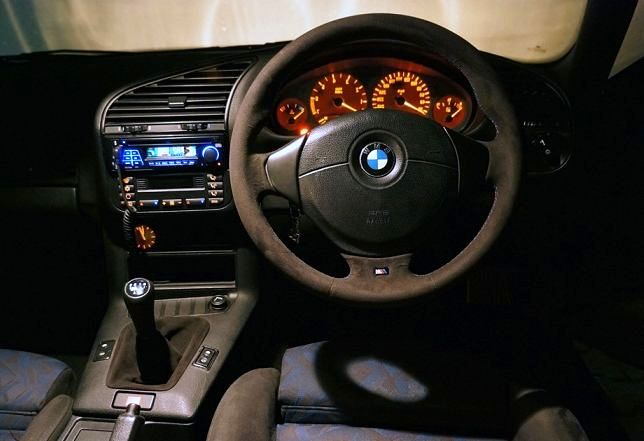 BMW e36 3 – base about auto in used state / bmw-e36 com