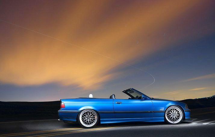 BMW 3 Series E36 Range Of Body Types: Sedan, Coupe
