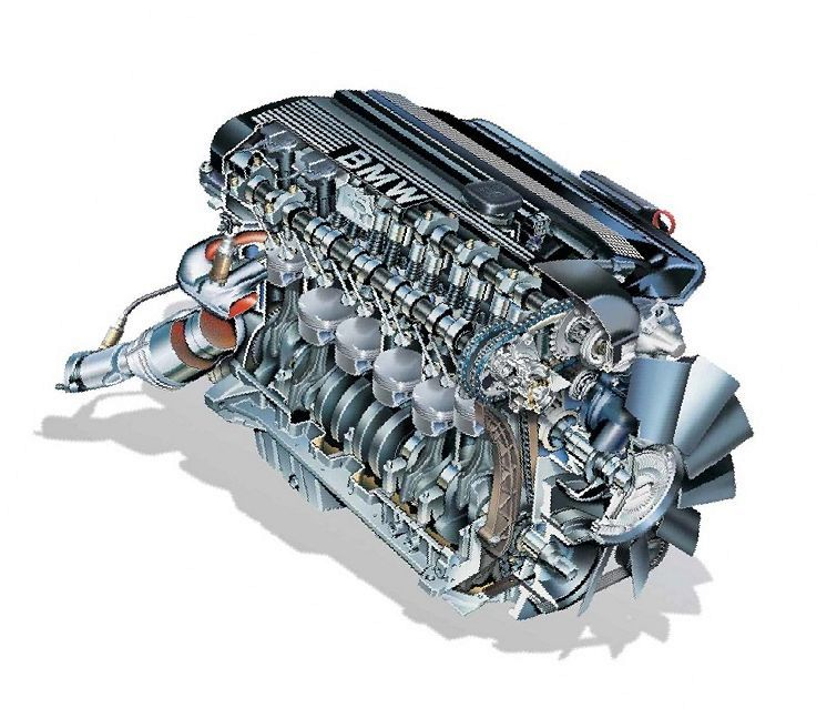 I Top Of The Range BMW E Bmwecom - Bmw 328i engine