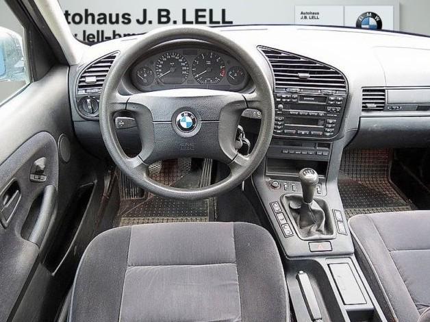 Bmw E36 323i 1995  U2013 1998    Bmw