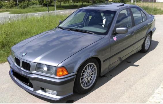BMW e36 325i 1991 – 1995 / bmw-e36.com