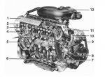 BMW E36 M43 engines